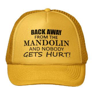 Back Away From The Mandolin Cap