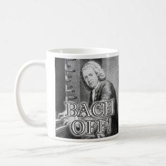 Back Bach Off Funny Mug Travel Mug