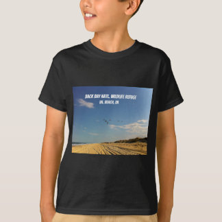 Back Bay National Wildlife Refuge, VA Beach, VA T-Shirt