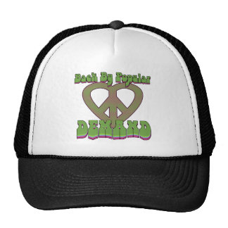 Back by Popular Demand Hat