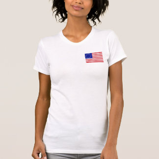 """Back: """"Don't Tread On Me"""" Flags Tee Shirts"""