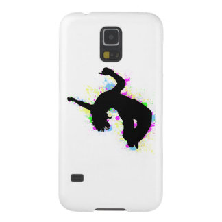 Back flip fun case for galaxy s5