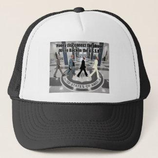 Back in the USSR Trucker Hat