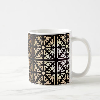 Back light coffee mug