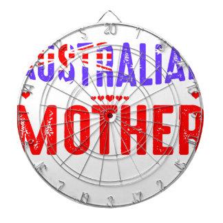 Back Off Crazy Australian Mother Not Afraid Use Dartboard