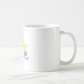 Back the Truck Up Coffee Mug