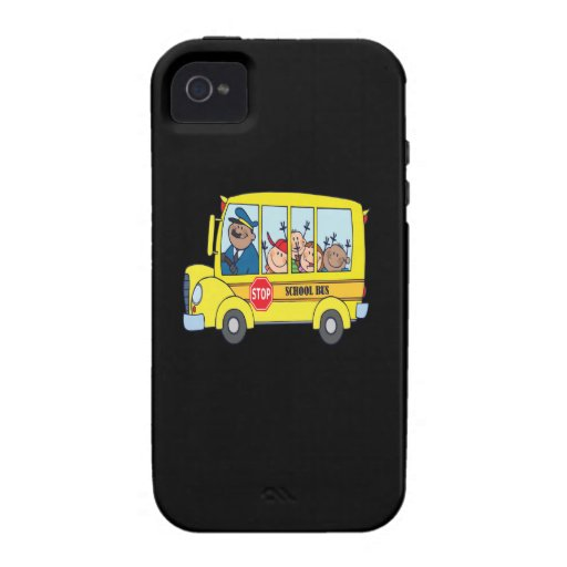 Back To School 3 Vibe iPhone 4 Cover