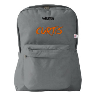 Back To School Backpack Weston Curtis