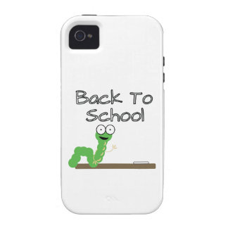 Back To School Vibe iPhone 4 Cover