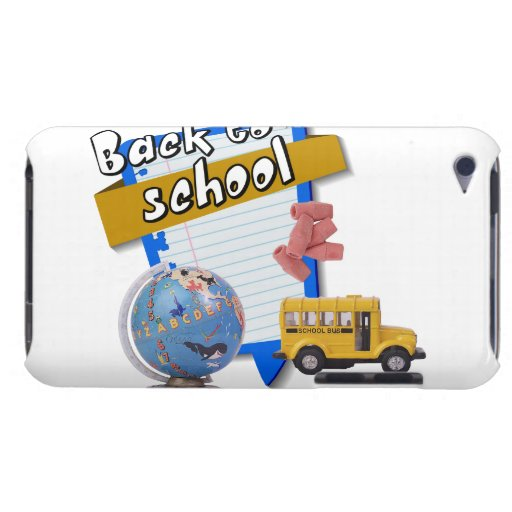 Back to School Barely There iPod Cover
