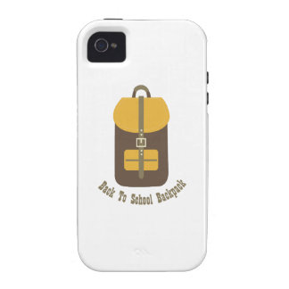 Back To School iPhone 4 Case
