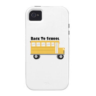 Back To School iPhone 4 Cases