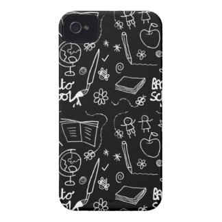 Back to School Case-Mate iPhone 4 Case