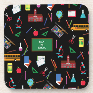 Back to School Coaster