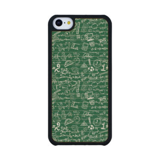 Back to School Collage Maple iPhone 5C Case
