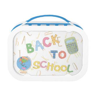 Back To School Cute Kids Lunchbox