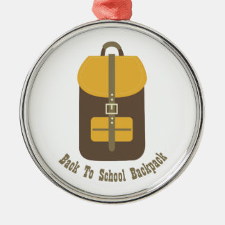 Back To School Ornaments