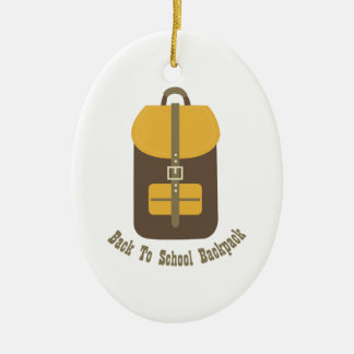 Back To School Christmas Ornaments