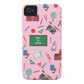Back to School iPhone 4 Case-Mate Case