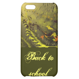 Back to school iPhone 5C covers
