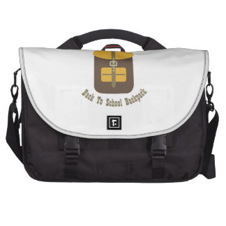 Back To School Laptop Bags