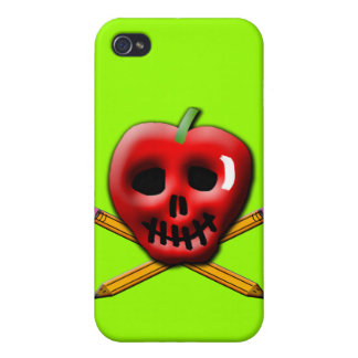 Back to School Pirate Inspired Design iPhone 4/4S Cover
