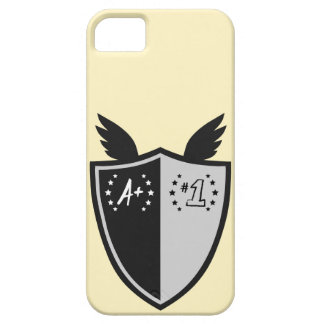 Back to school Shield Barely There iPhone 5 Case