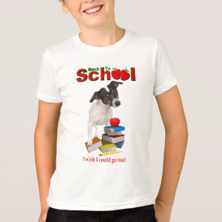 Back To School - Smooth Fox Terrier Shirts