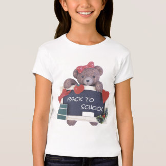 Back To School Special Design Just For Girls Tees