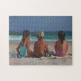 BACK TO THE BEACH PUZZLE