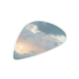 back to the early show acetal guitar pick