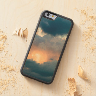 back to the early show carved maple iPhone 6 bumper case