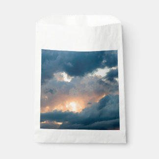 back to the early show favour bag