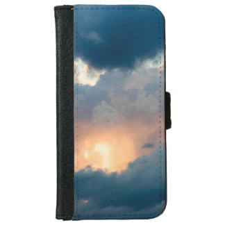 back to the early show iPhone 6 wallet case