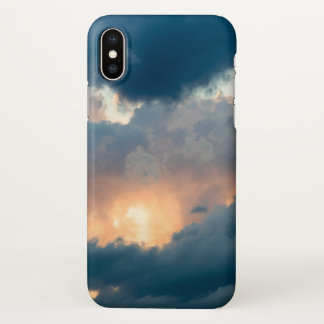 back to the early show iPhone x case