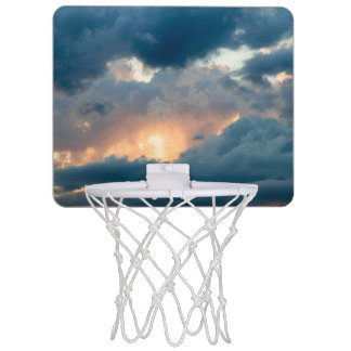 back to the early show mini basketball hoop