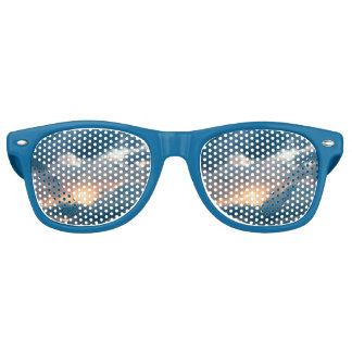 back to the early show retro sunglasses