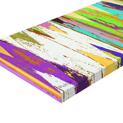 Backgammon Expressionism Canvas Print Canvas Prints