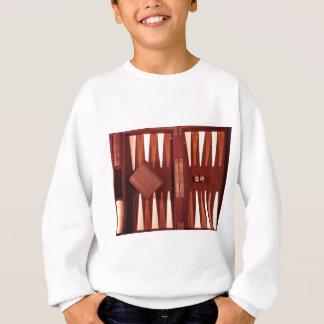 Backgammon game sweatshirt