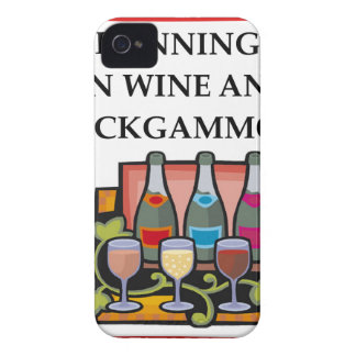 BACKGAMMON iPhone 4 CASES