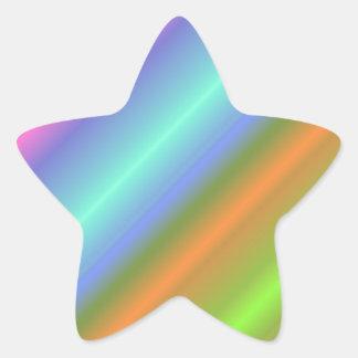 background #16 star sticker
