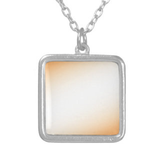 background #3 silver plated necklace
