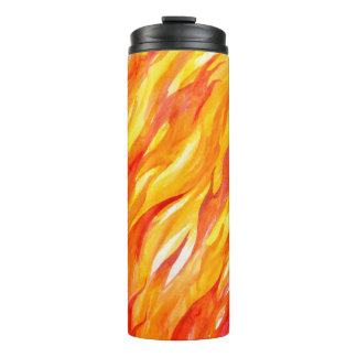 Background 3 thermal tumbler