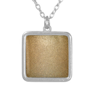 background #63 silver plated necklace