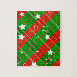 background abstrac christmas pattern jigsaw puzzle