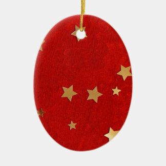 background ceramic ornament