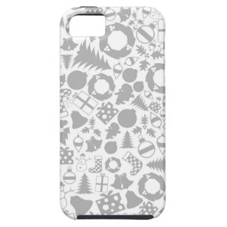 Background Christmas2 iPhone 5 Case