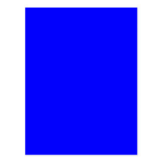 Background color blue Create your own custom Postcard