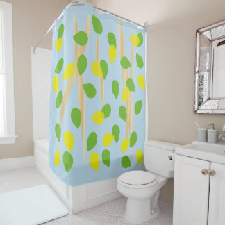 Background Melody Shower Curtain