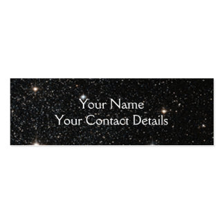 Background - Night Sky & Stars Pack Of Skinny Business Cards